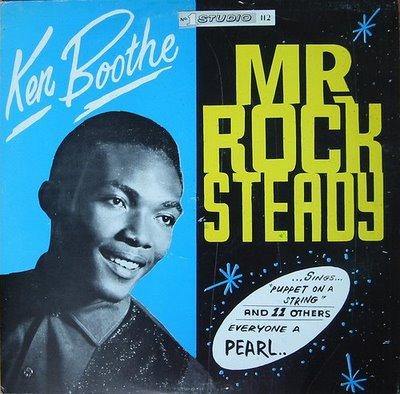 Ken Boothe, légende vivante du rocksteady.